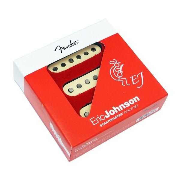 Fender Eric Johnson Signature Stratocaster Pickups, 3 Pack