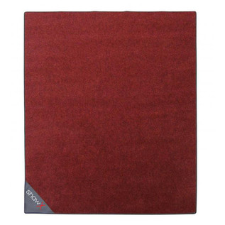 Shaw Pro Drum Mat, 2m x 1.6m, Red
