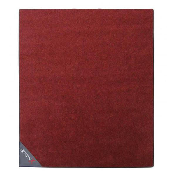 Shaw Pro Drum Mat, 2m x 1.6m, Red