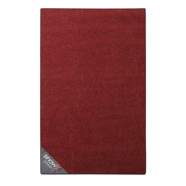 Shaw Classic Drum Mat, 2m x 1.2m, Red