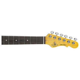 G & L Tribute Fallout Electric Guitar, Black