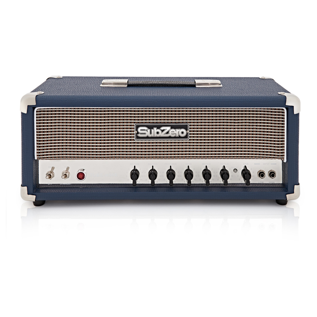 subzero tube h50r 50w valve guitar amp head with reverb at. Black Bedroom Furniture Sets. Home Design Ideas