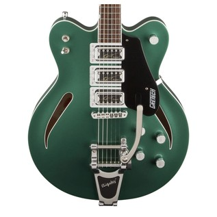 Gretsch G5622T-CB Electromatic Center Block Electric Guitar, Green