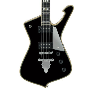 Ibanez Paul Stanley PS120-BK Signature Electric Guitar, Black