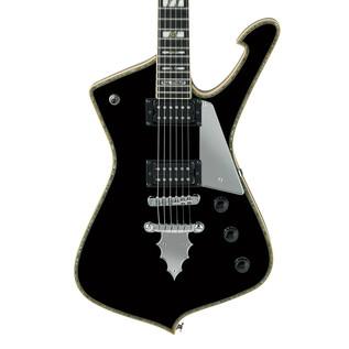Ibanez Paul Stanley PS120-BK Signature Electric Guitar, Black