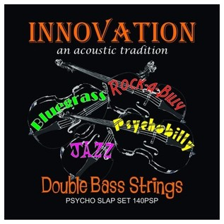 Innovation Psycho Slap Double Bass String Set