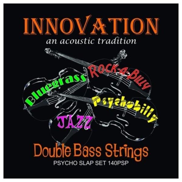Innovation Psycho Slap Double Bass String Set