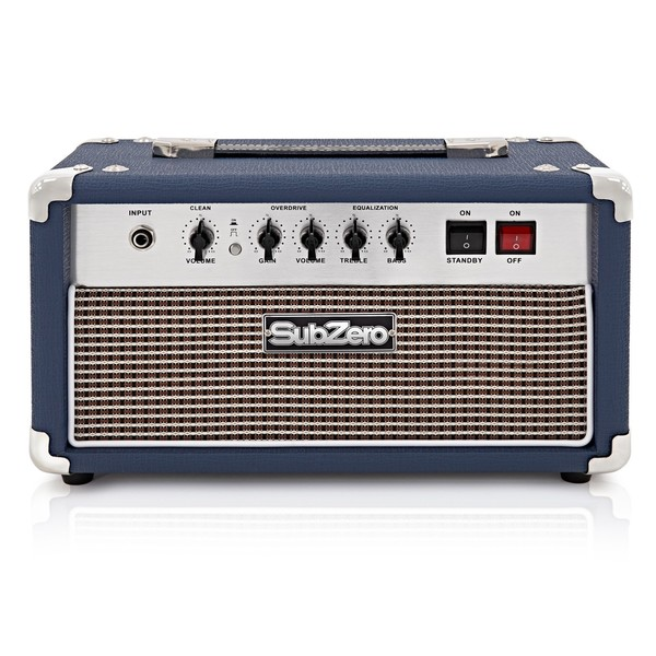 SubZero Valve 5 Watt Guitar Amp Head