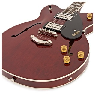 Gretsch G2622 Streamliner Center Block with V-Stoptail, Walnut Stain