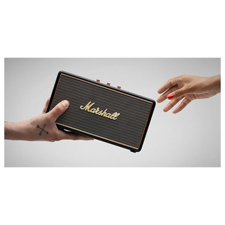 Marshall Stockwell Travel Speaker with Cover