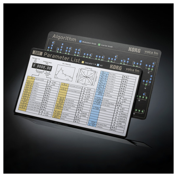 Korg Volca FM Digital Synthesizer Module: Param