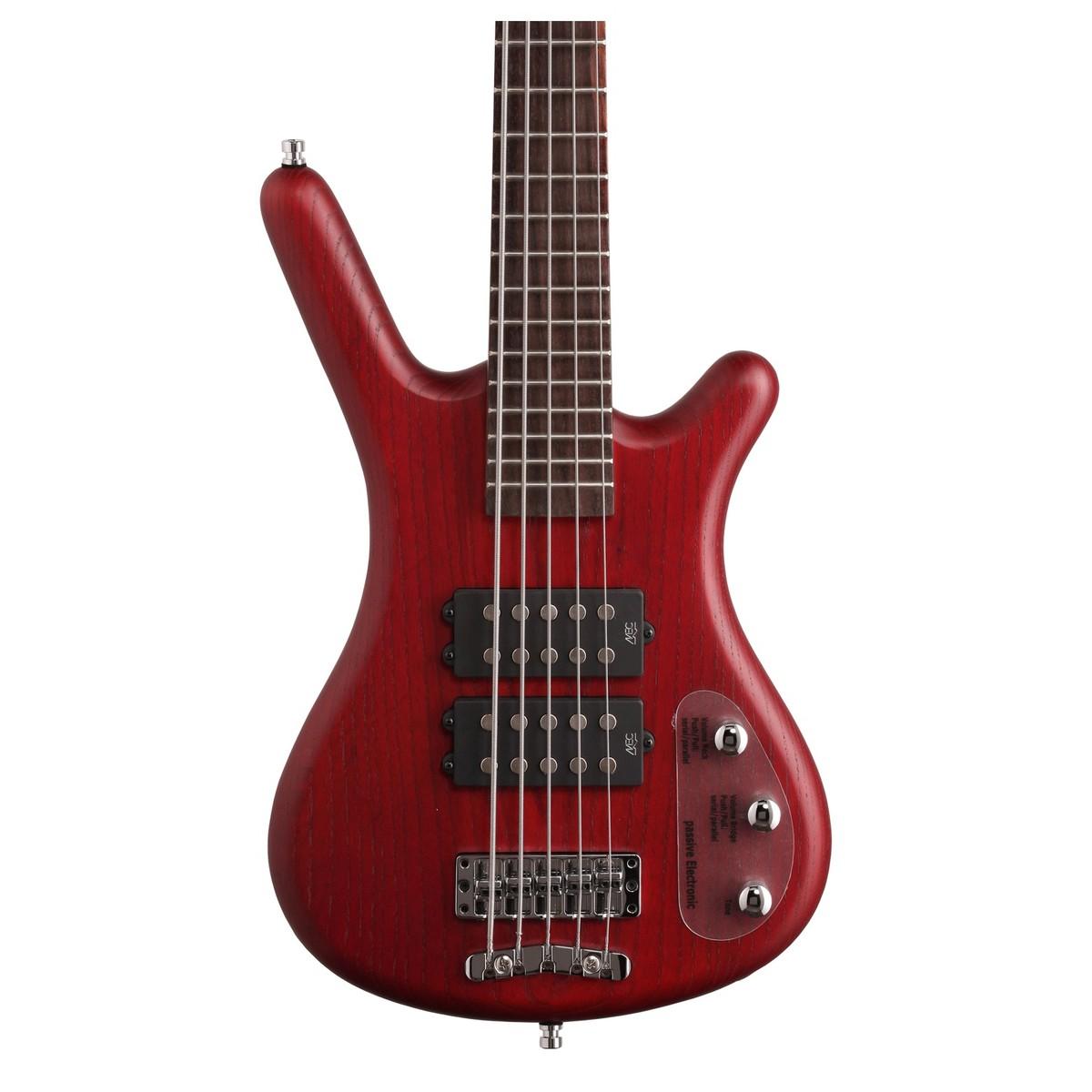 Disc Warwick Rockbass Corvette 5 Strengs Bass Gitar