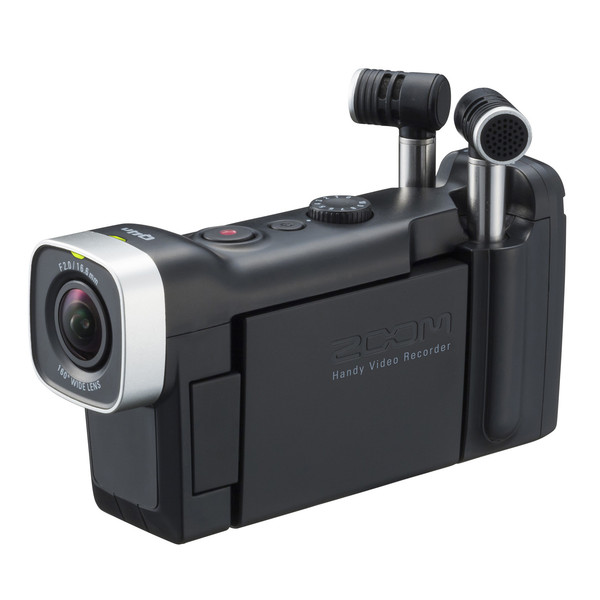 Zoom Q4N Handy Video Recorder, AB Microphones