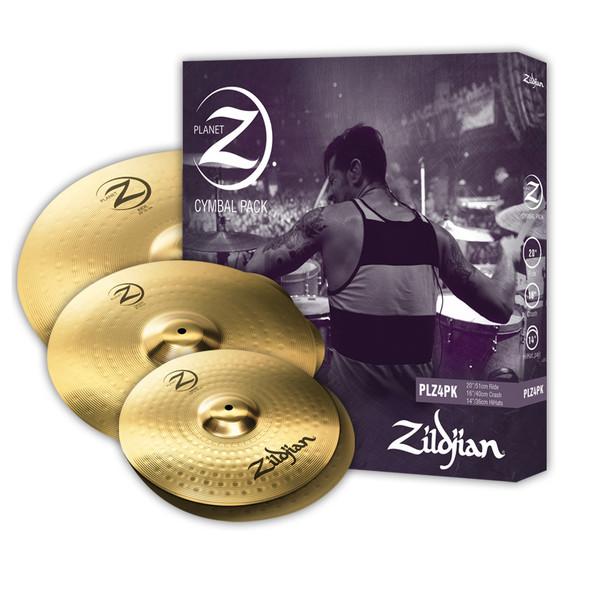 Zildjian Planet Z Performance Set Cymbal Pack