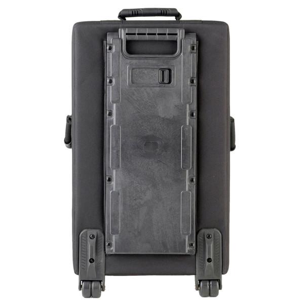 SKB Large Rolling Powered Speaker/Mixer Soft Case - Rear