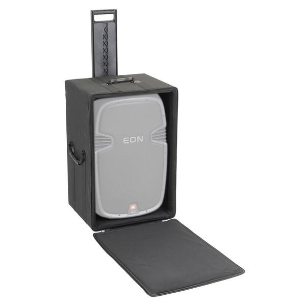 SKB Rolling Speaker Case - Front
