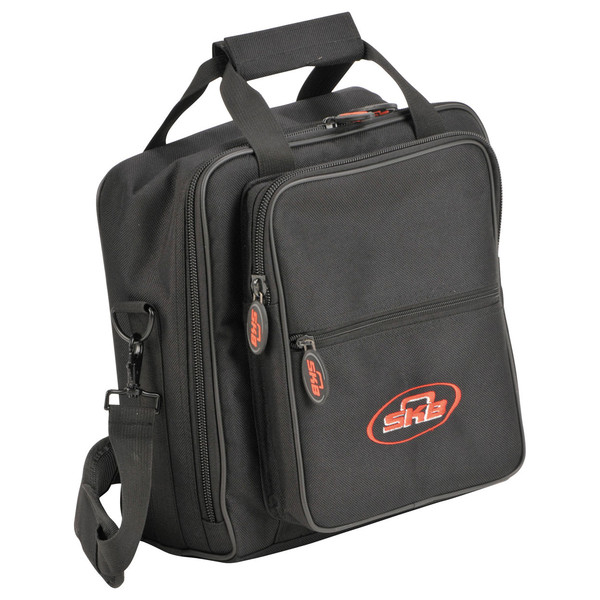 "SKB Universal Equipment/Mixer Bag 12"" x 12"" x 4"" - Angled"