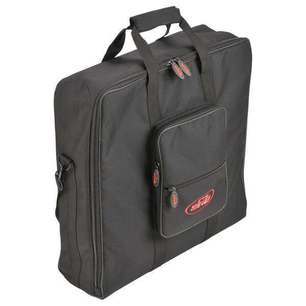 "SKB Universal Equipment/Mixer Bag 20"" x 20"" x 5"" - Angled"