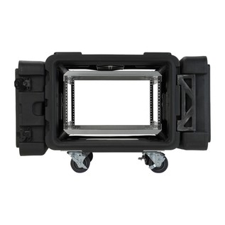 SKB 24'' Deep 6U Roto Shockmount Rack Case -