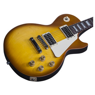 Gibson Les Paul 50s Tribute 2016 High Performance, Satin Honey Burst with Dark Back