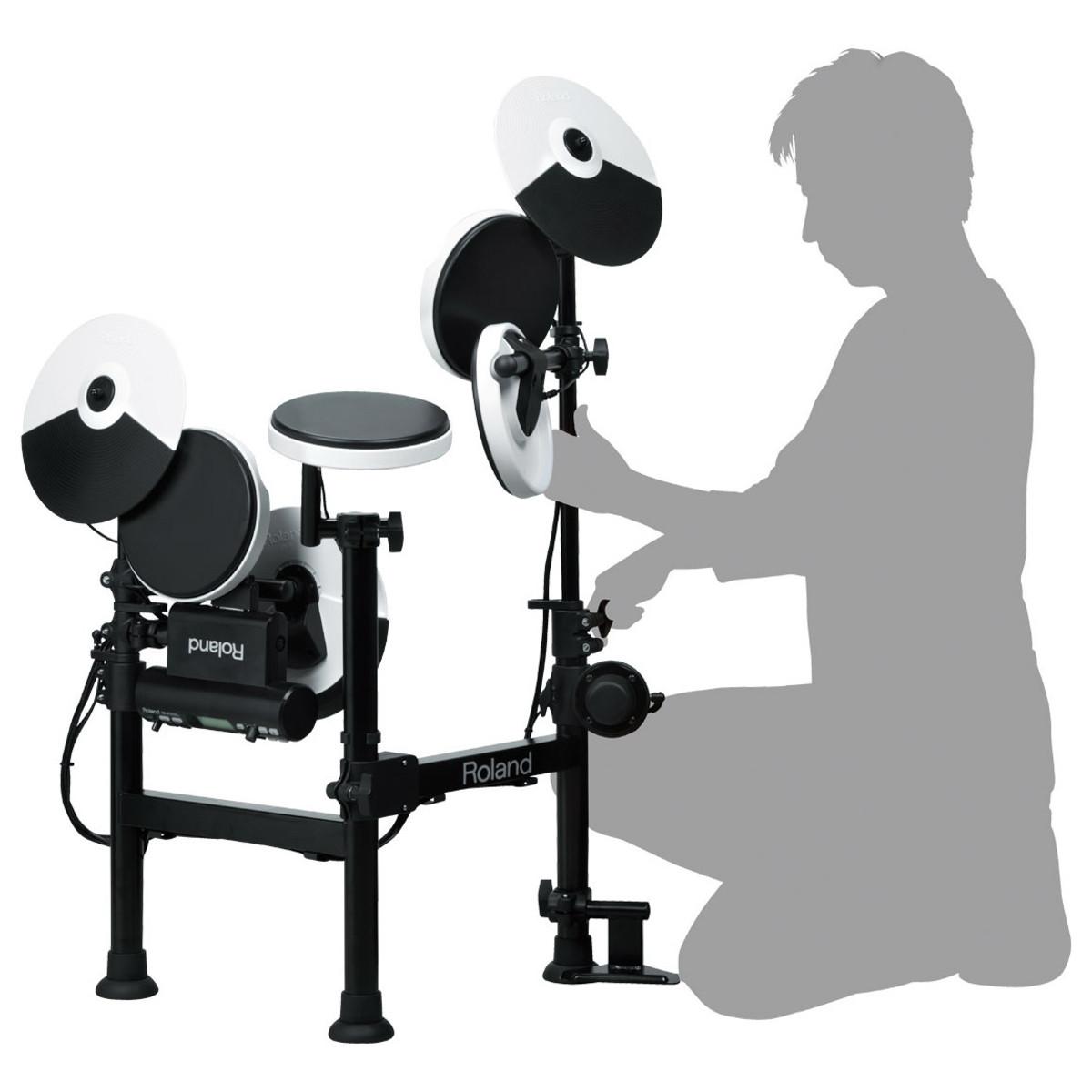 Roland Td 4kp V Drums Portable Electronic Drum Kit At