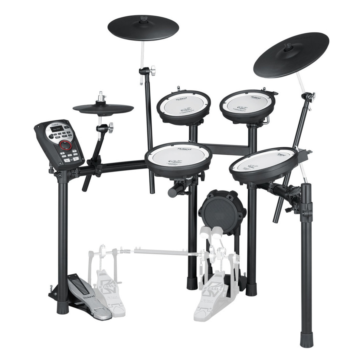 roland td 11kv v drums v compact drum kit at gear4music. Black Bedroom Furniture Sets. Home Design Ideas