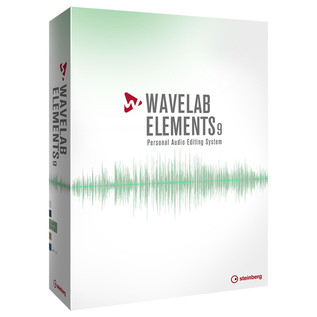 Steinberg Wavelab Element 9 - Boxed