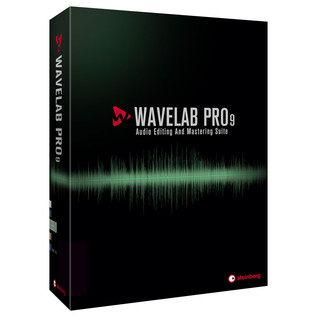Steinberg Wavelab Pro 9, Education - Boxed