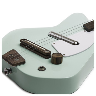 Loog Guitars Electric Loog II, Green
