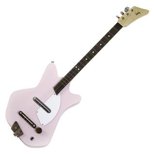 Loog Guitars Electric Loog II, Pink