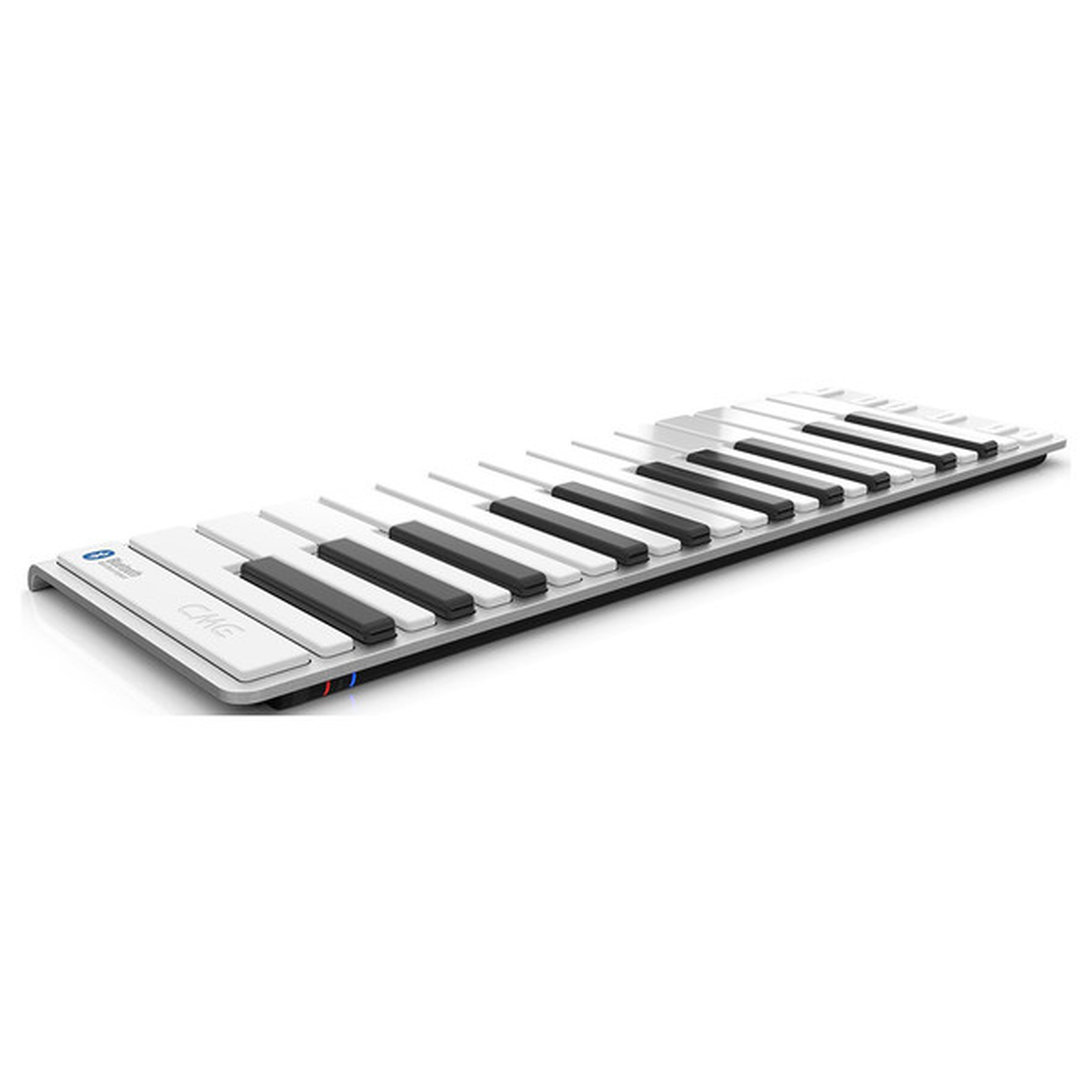 CME Xkey Air 25 Bluetooth Controller Keyboard - Rear