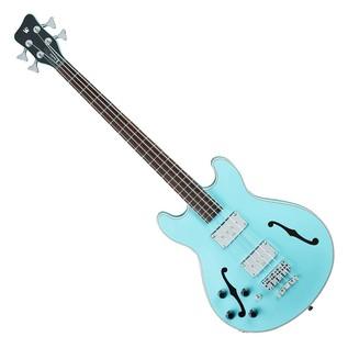 Warwick Rockbass StarBass Left Handed 4-String Bass, Daphne Blue
