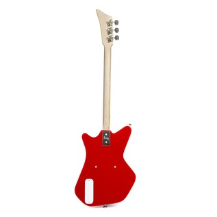 Loog Guitars Electric Loog II, Red