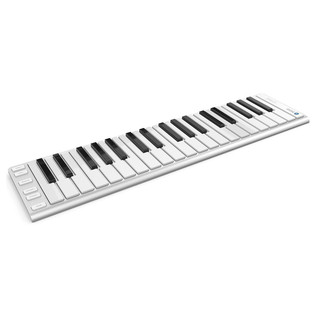 CME Xkey Air 37 Bluetooth Controller Keyboard - Angled