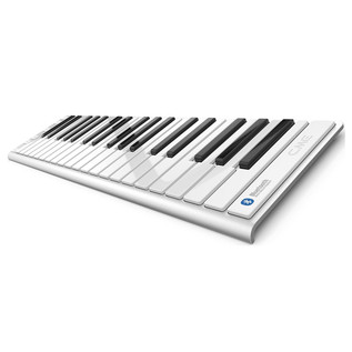CME Xkey Air 37 Bluetooth Controller Keyboard - Angled 2