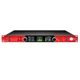 Focusrite Red 4Pre Audio Interface - Front Elevated