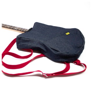 Loog Guitars Bespoke Denim Backpack