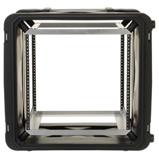 SKB 20'' Deep 10U Roto Shockmount Rack Case - Front Open