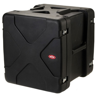 SKB 20'' Deep 12U Roto Shockmount Rack Case -