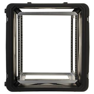 SKB 20'' Deep 12U Roto Shockmount Rack Case - Front Open