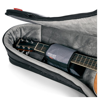 Mono M80 Dual Acoustic/Electric Gig Bag, Black