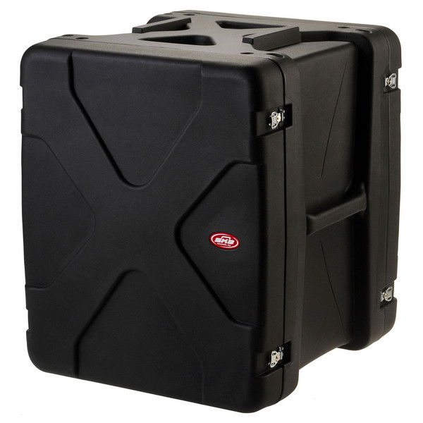 SKB 20'' Deep 14U Roto Shockmount Rack Case -