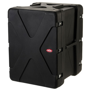SKB 20'' Deep 16U Roto Shockmount Rack Case -