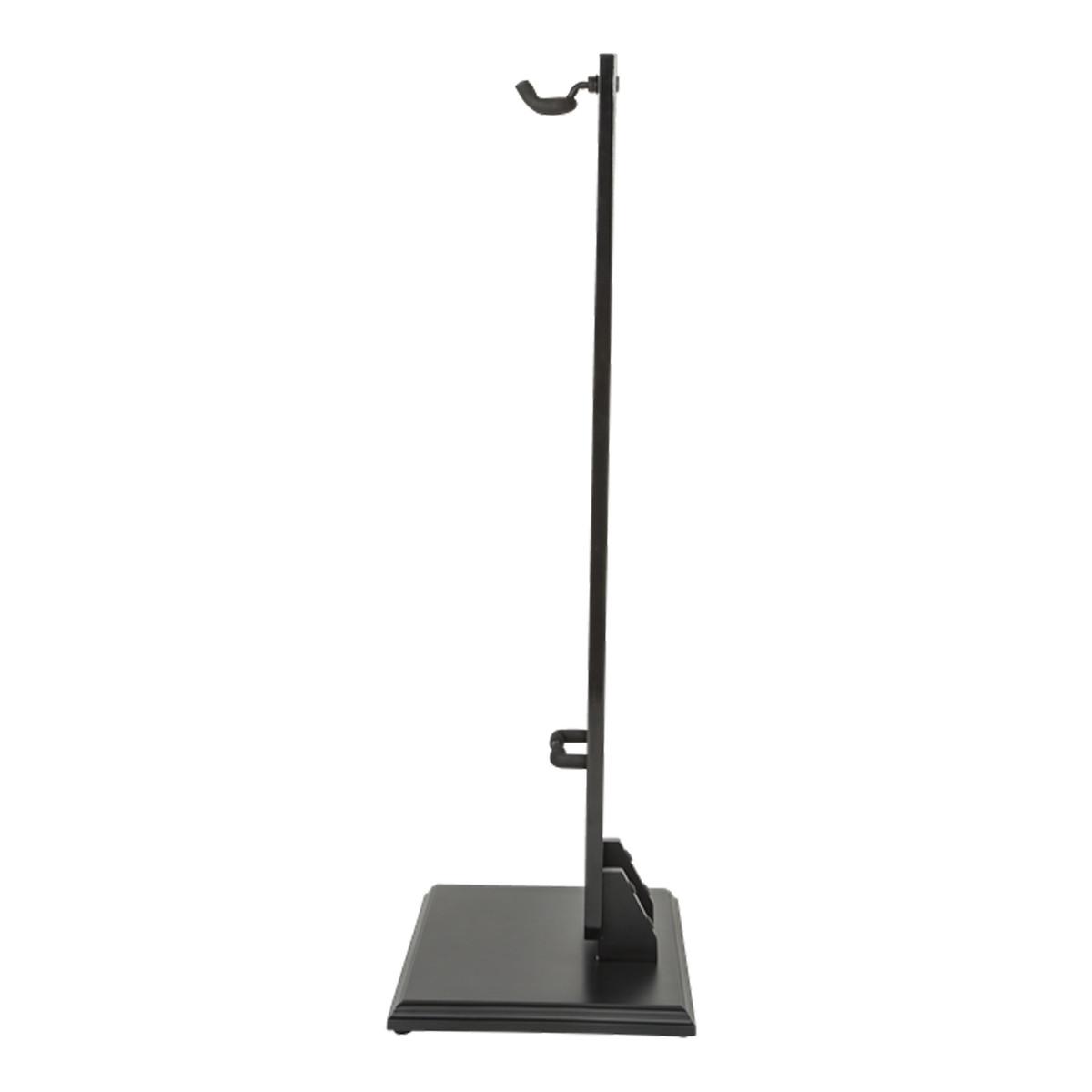 fender hanging wood guitar stand black at gear4music. Black Bedroom Furniture Sets. Home Design Ideas