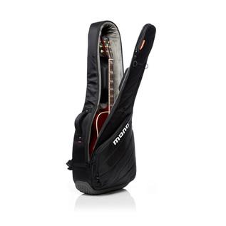 Mono M80 Vertigo Acoustic Guitar Gig Bag, Black