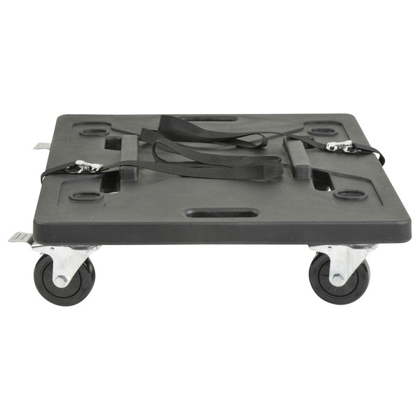 SKB Shock Roto Caster Kit - Side