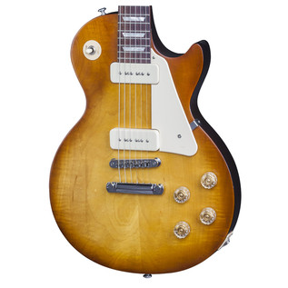 Gibson Les Paul 60s Tribute 2016 High Performance, Satin Honeyburst
