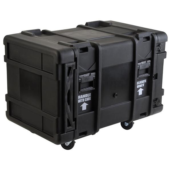 SKB 30'' Deep 10U Roto Moulded Shock Rack Case -