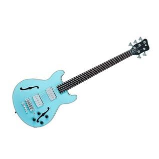 Warwick Rockbass StarBass 5-String Bass, Daphne Blue