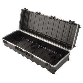 SKB ATA Large Stand Case with Straps - Angled Open